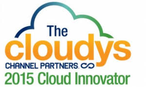 Channel Partners 2015 Cloudy Award